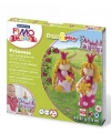 Fimo kids klei hobby pakket prinsessen