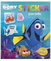 Finding dory stickerboek