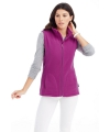 Fleece bodywarmer voor dames