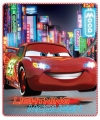 Fleece deken cars lightning mcqueen