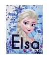 Fleece deken frozen elsa 90 x 120 cm