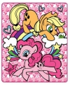 Fleece deken my little pony