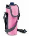 Flessen koeltasje roze 0 5 liter