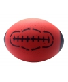 Foam rugby bal rood 24 cm