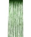 Folie deurgordijn groen 244 x 91 cm