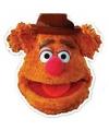Fozzy beer muppetshow masker