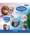 Frozen buttons 5 stuks