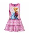 Frozen jurkje roze voor meisjes