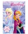 Frozen kleurboek met stickers