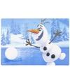 Frozen olaf 3d placemat type 1