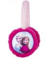 Frozen oorwarmers roze