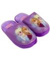 Frozen pantoffels paars