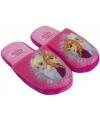 Frozen pantoffels roze