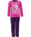 Frozen pyjama roze met paars
