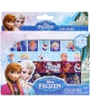 Frozen sticker box met 4 vellen