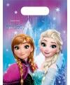 Frozen thema feestzakjes