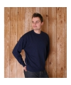Fruit of the loom sweater navy