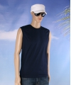 Fruit of the loom tanktop navy