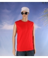 Fruit of the loom tanktop rood