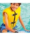 Geel zwemvest 6 12 jaar