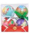 Gekleurde disney princess kerstballen