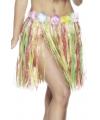 Gekleurde hawaii rok 45 cm