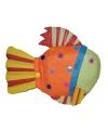 Gekleurde vis pinata 60 cm