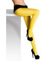 Gele panty 40 denier