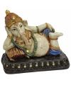 Genesha boeddha beeld 29 cm