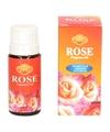 Geur olie rode roos