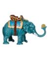 Gietijzeren decoratie olifant
