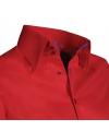 Giovanni capraro overhemd rood