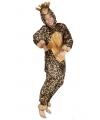 Giraffe dierenkostuum voor kinderen
