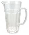 Glazen schenkkan 1 2 liter
