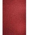 Glitterend rood hobby karton a4