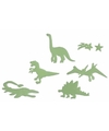 Glow in the dark dinosaurussen 24 stuks