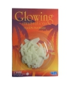 Glow in the dark hawaii figuren 12 stuks