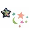 Glow in the dark sterren 30 stuks