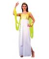 Godinnen jurk wit goud