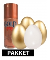 Gouden eieren diy pakket