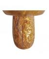 Gouden glitter textielstift