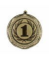 Gouden medaille nr 1