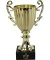 Gouden trofee beker vip