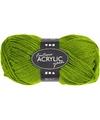 Groen acryl garen 80 meter