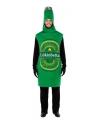 Groen bierfles kostuum looking better