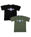 Groen t shirt united states air force