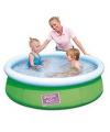 Groen zwembad 152 x 38 cm