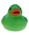 Groene badeend 5 cm
