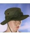 Groene bush hoed van ripstop