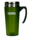 Groene thermosbeker 425 ml
